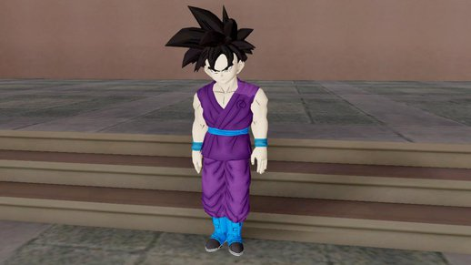 Dragon Ball Xenoverse Gohan Teen DBSuper Gi Pack