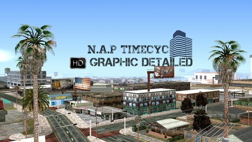 N.A.P Timecyc HDgraphic for Mobile