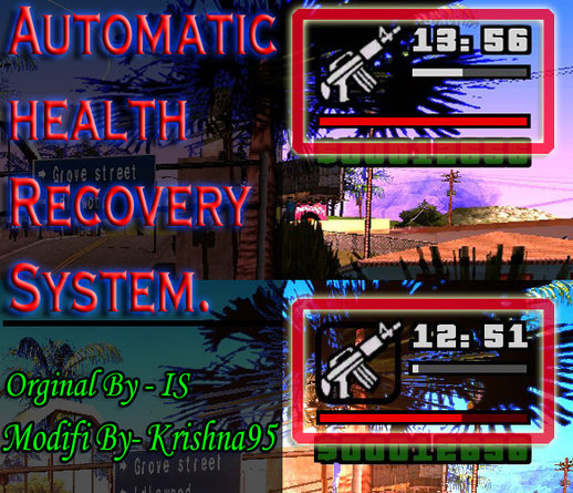 Automatic Health Recovery V1.5