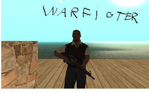 Final Warfighter Chapter DYOM