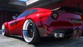 F12 N-Largo Rosso DTD Edition Air Ride System [Add-On]