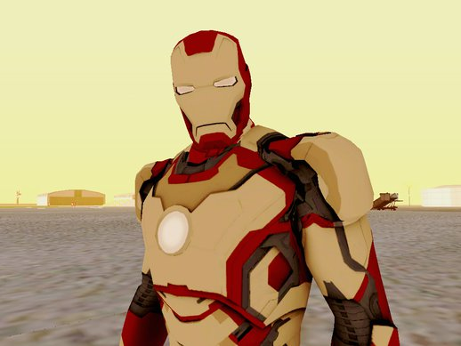 Iron Man Mk42 (Marvel Heroes 2016)