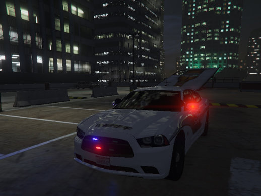 Blaine County Dodge Charger Slicktop
