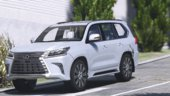 2016 Lexus LX570 [Replace/Add on]