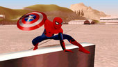 Marvel Heroes - Spider-Man (Civil War)