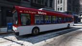 Los Angeles Metro City Bus Livery v1.5