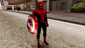 Marvel Future Fight - Spider-Man (Civil War)