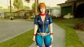 Dead Or Alive 5 LR Kasumi Fighter Force Outfit