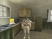 CoD MW2 Ghost Model Hack Pack