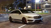 Mercedes CLA 45 AMG Shooting Brake [Add-On / Replace)