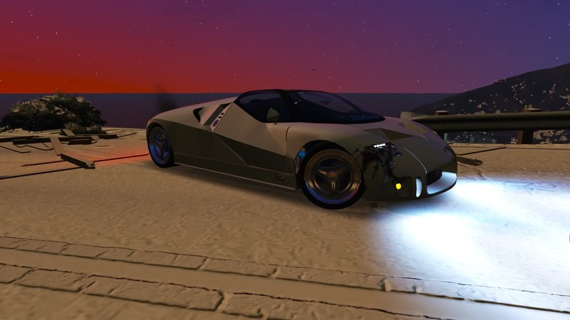 gta 5 ford gt90 replace mod. Black Bedroom Furniture Sets. Home Design Ideas
