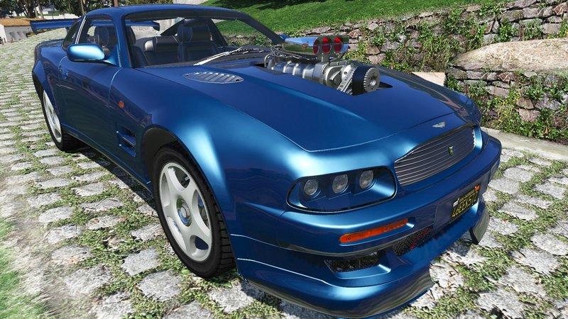 Gta 5 1998 Aston Martin V8 Vantage V600 Mod Gtainside Com