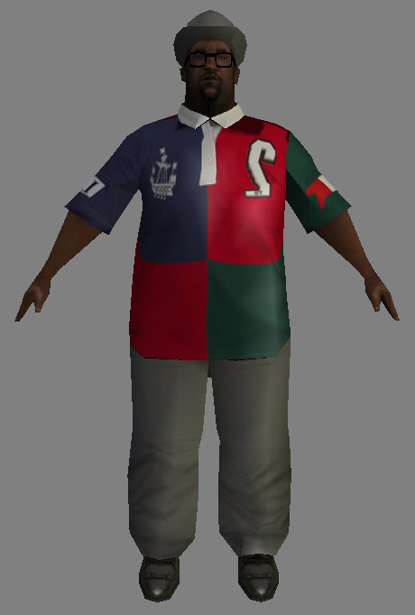 GTA San Andreas New Big SMoke GTA V Mod - GTAinside com