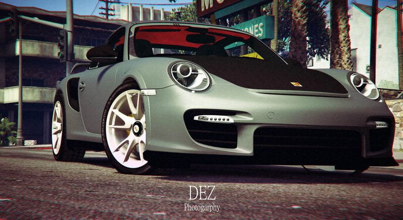 gta 5 porsche 911 997 gt2 rs replace mod. Black Bedroom Furniture Sets. Home Design Ideas