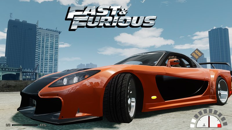 mazda rx7 fast and furious 6. fast and furious mazda rx 7 veilside fortune sounds rx7 fast and furious 6
