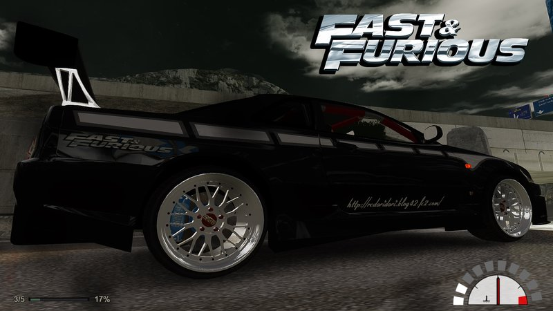 Gta 4 Fast And Furious Nissan Skyline R33 And R34 Pack
