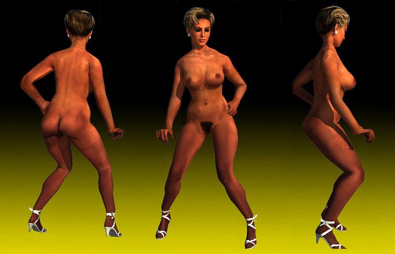 Incredibles naked girls-6221