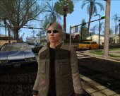 Quicksilver from X-Men (GTA V Online Style) With Normalmap