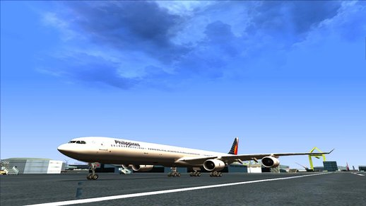 Philippine Airlines A340-600