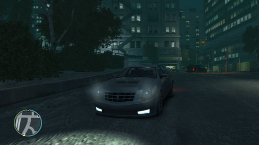GTA IV Albany President CTS Restyling