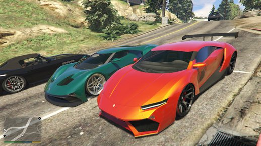 Further Adventures in Finance and Felony Add-On Vehicles Pack 6.0
