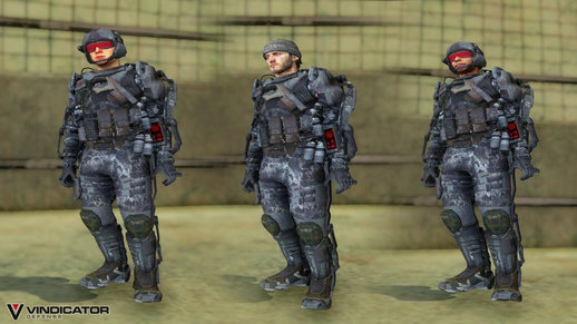 ATLAS Soldiers COD Advanced warfare
