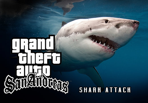 INSANITY Shark Attack