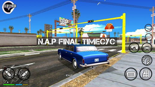 N.A.P Final HD Timecyc For Mobile