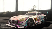 Mercedes Benz AMG GT3 Goodsmile Racing 2016 HQ