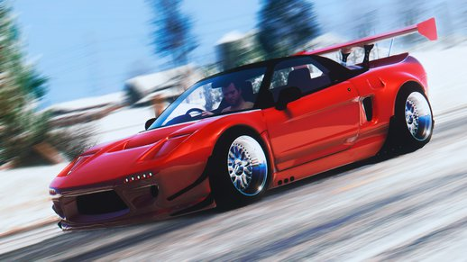 1992 Honda NSX-R Rocket Bunny [Add-On]