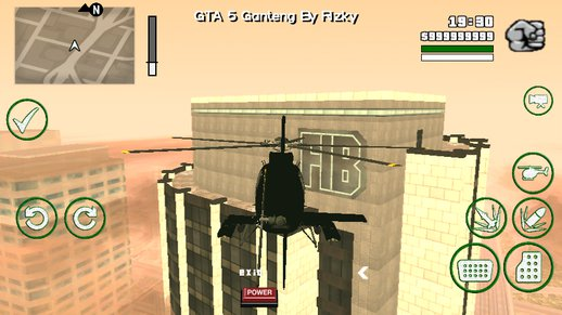 GTA 5 FIB Building For Android