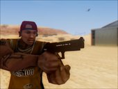 GTA V Hawk & Little Pistol