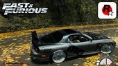 MAZDA RX7 BBS WHEELS + Sounds