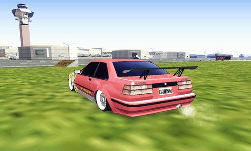 GTA V Futo Drift and Handling V1.1