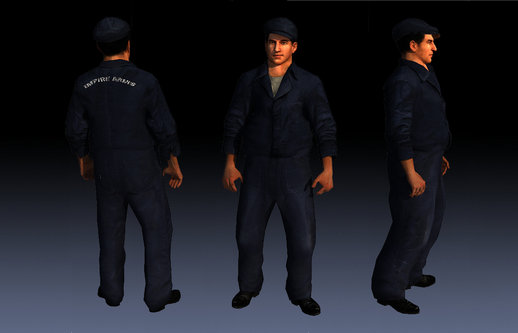 [Mafia2] Joe Empire Arms Clothes
