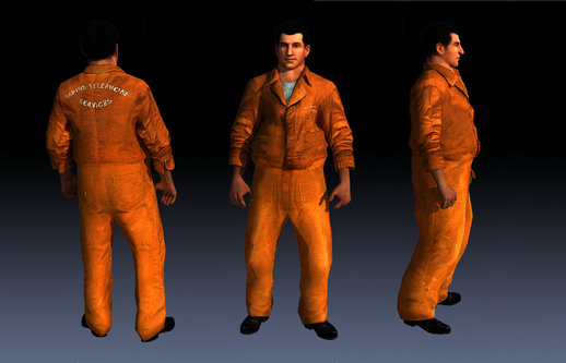 [Mafia2] Joe Robber Clothes