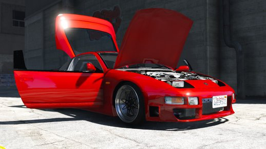 Nissan 300zx Fairlady Z [ADD-ON]