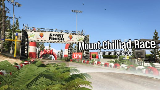 Mount Chilliad Race