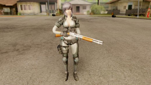 Ghost In The Shell First Assautl Motoko