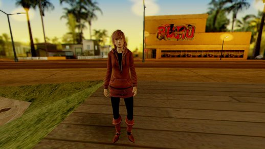 Final Fantasy XIII Lightning Casual