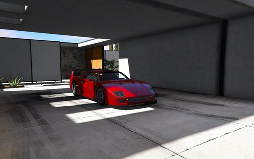 1987 Ferrari F40 [Add-On / Replace | Tuning]