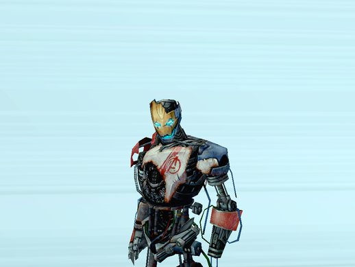 Marvel Future Fight - Ultron Mk1