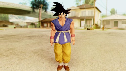 Dragon Ball Xenoverse Goku GT Adult Pack