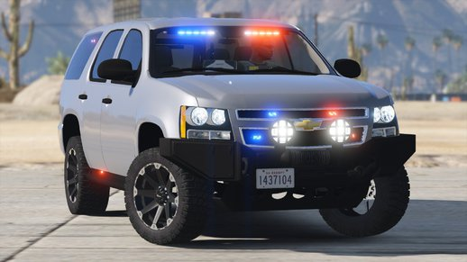 Offroad Police Tahoe