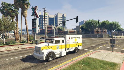 Brute 8000 Heavy Ambulance