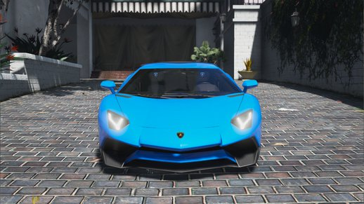 Lamborghini Aventador LP750-4 SV [Add-On / Replace]