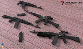 AK74m Pack (For Modern Russian soldiers pack)