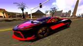 GTA 5 Progen Devil T20 Paintjob