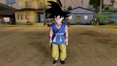 Dragon Ball Xenoverse Goku Kid GT Pack