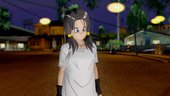 Dragon Ball Xenoverse Videl Ponytail